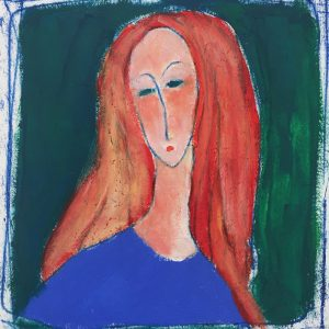 red-haired-woman